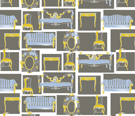 RocoCollection fabric by newmomdesigns on Spoonflower - custom fabric