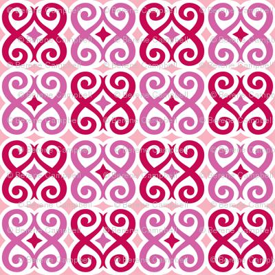 Rococo Love (Pink)