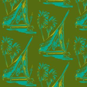 MO_Fabrics_A=frame  Dk green-ch-ch-ch