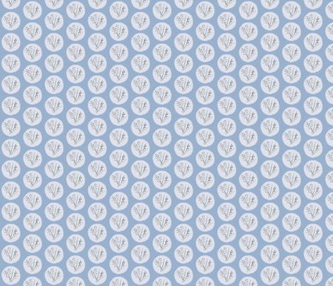 clara fabric by tinyhappy on Spoonflower - custom fabric