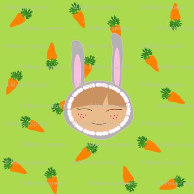 kawaï rabbit