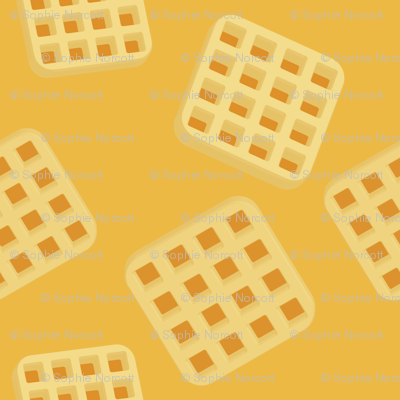 (Small) Breakfast Waffles
