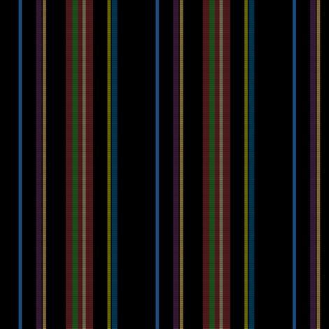 ©2011 Vertical Stripes fabric by glimmericks on Spoonflower - custom fabric