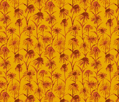 Rflowers_orange_painted_tile_8by8_revised_color_shop_preview