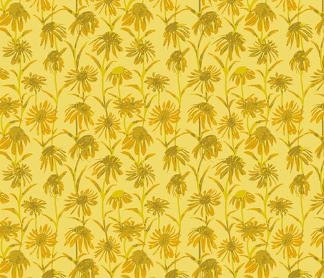 Rrflowers_yellow_tile_8x8_revised_color_shop_preview