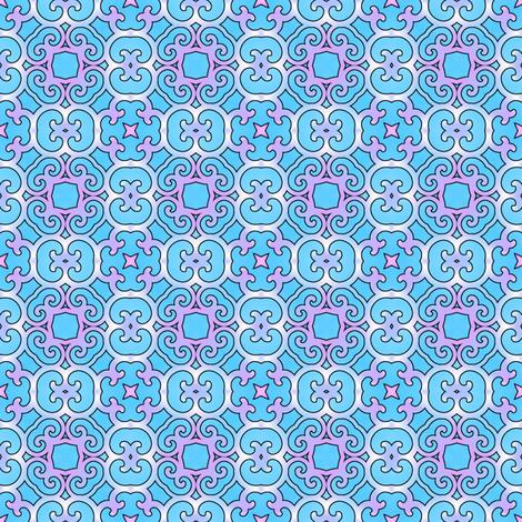 Celestial- day fabric by shala on Spoonflower - custom fabric