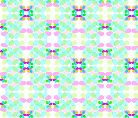 Spring_00_dry petal fabric by cocoadesignlife_antleeli on Spoonflower - custom fabric
