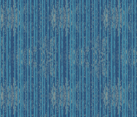 Blue Stripes fabric by coloroncloth on Spoonflower - custom fabric