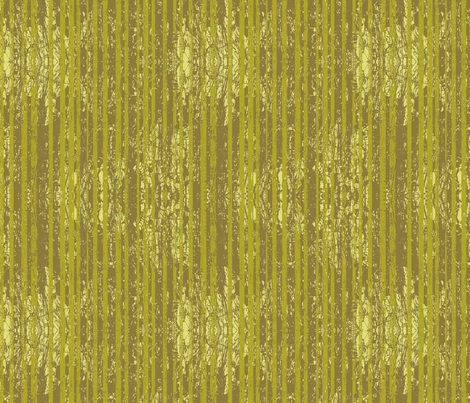 Yellow Stripes fabric by coloroncloth on Spoonflower - custom fabric