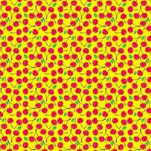 Happy Cherries (red)