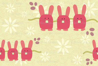 Bunny Buddies - This is their year.