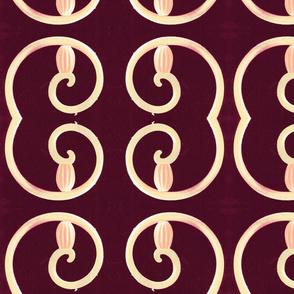 botanical spiral