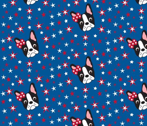Twinkle, Twinkle Dottie Stars fabric by missyq on Spoonflower - custom fabric