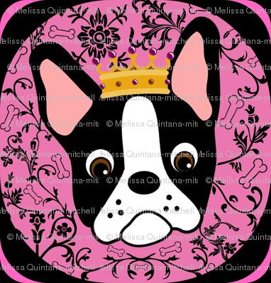 Pretty Pink Princess Daisy