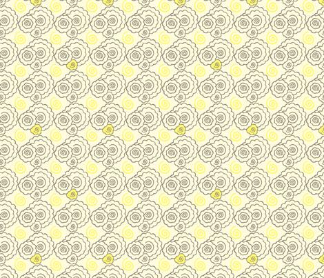 Sunshine and Shadow fabric by cksstudio80 on Spoonflower - custom fabric