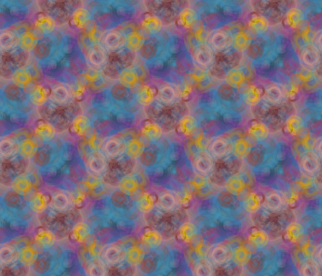 Circles #2 fabric by coloroncloth on Spoonflower - custom fabric