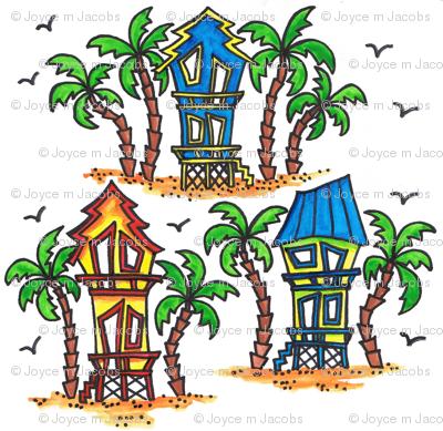 Beach House Fun