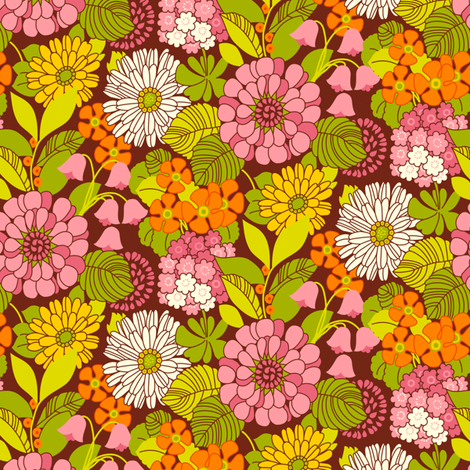Ortrud A fabric by helena on Spoonflower - custom fabric