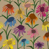Rflowers_and_leaves_fabric_tile_colored_v2_bevel_fixed_final_revised_color_2_shop_thumb