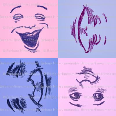 Happy Faces #1