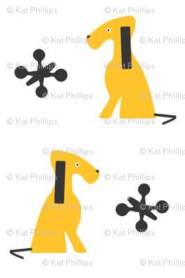 Snoopie with Jacks