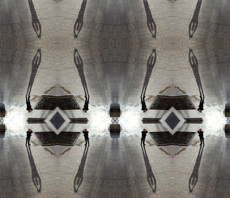 Ed Shooting Photos, XXL fabric by susaninparis on Spoonflower - custom fabric
