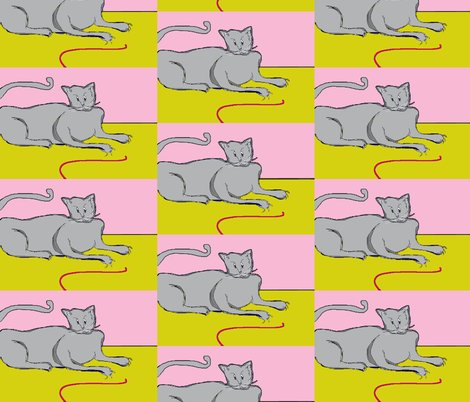 Rgray_cat_with_claws__no_border_pink_background_larger_shop_preview