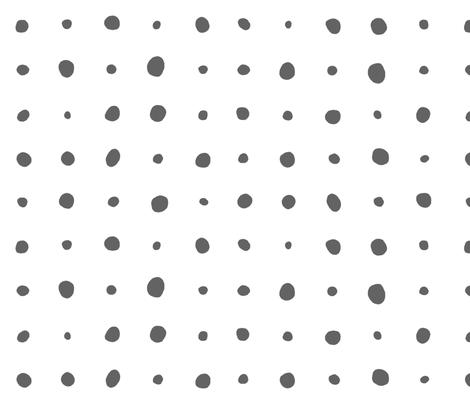 rainy_dots fabric by holli_zollinger on Spoonflower - custom fabric
