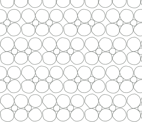 pebble stones fabric by holli_zollinger on Spoonflower - custom fabric