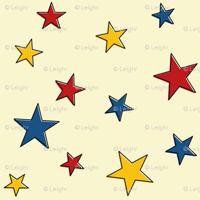 Comic Stars (Hero Colorway)