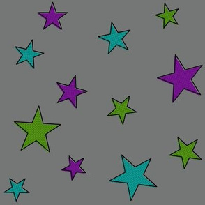 Comic Stars (Villain colorway)