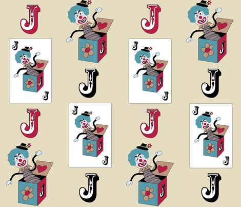 JACKinBOX fabric by peppermintpatty on Spoonflower - custom fabric