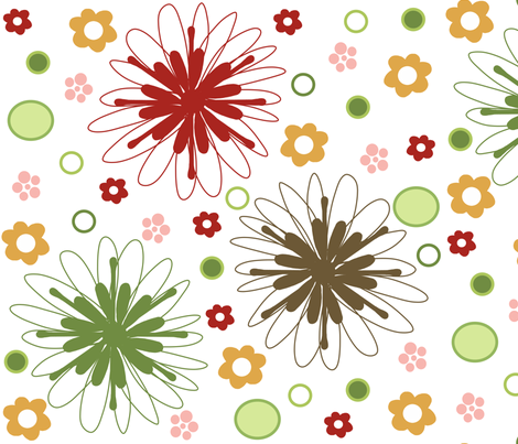 something sweet fabric by emilyb123 on Spoonflower - custom fabric
