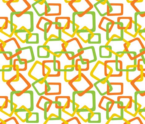 Links: Multi fabric by modgeek on Spoonflower - custom fabric