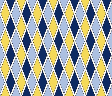 The Jester's Party fabric by taracrowleythewyrd on Spoonflower - custom fabric