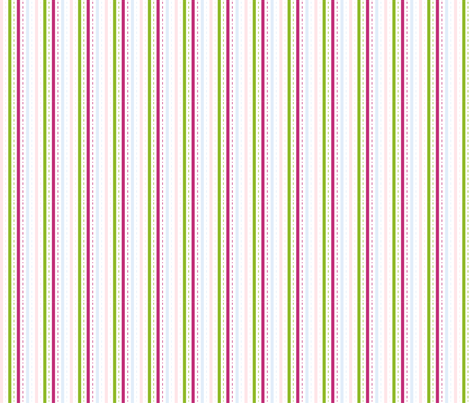 Ostrich_DotsStripe_ fabric by lauriewisbrun on Spoonflower - custom fabric