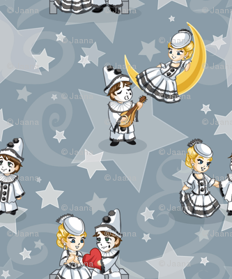 Pierrot's Pleasant Dream