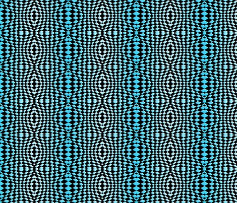 Diafuze Ice fabric by markdd on Spoonflower - custom fabric