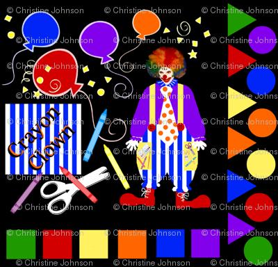 Crayon the Clown