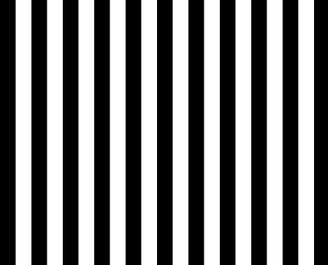 Black & White Gallery Stripe by Ellen Medlock Studio fabric by ellenmedlockstudio on Spoonflower - custom fabric