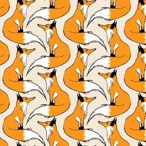 Red Fox Stripes