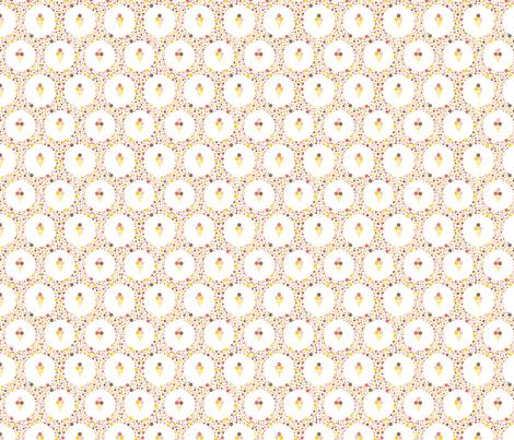ice-cream fabric by oohoo on Spoonflower - custom fabric