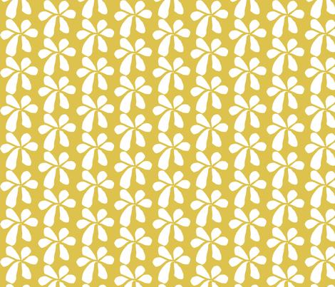Golden Yellow fabric by renewfabrics on Spoonflower - custom fabric