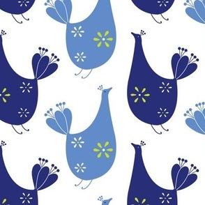 BlueBird-tweeters