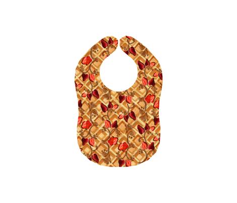 BohemiaWaffle fabric by toddleflage on Spoonflower - custom fabric