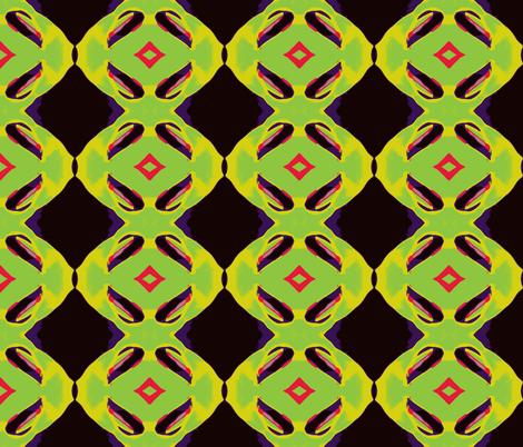 Swamp Christmas fabric by susaninparis on Spoonflower - custom fabric