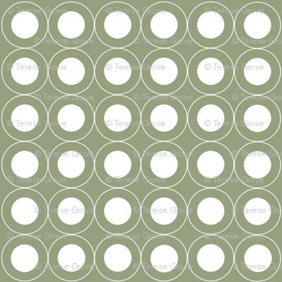 Circle Circle (Olive)