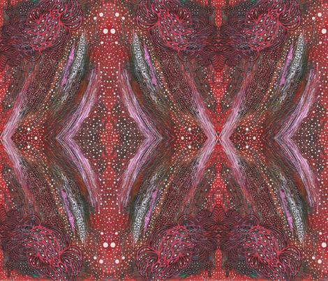 JamJax Persia fabric by jamjax on Spoonflower - custom fabric