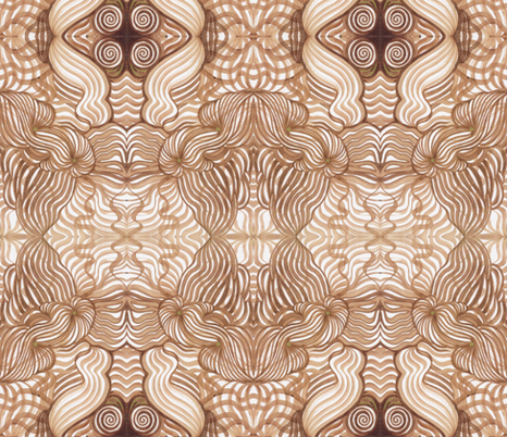 JamJax Bronze Age fabric by jamjax on Spoonflower - custom fabric
