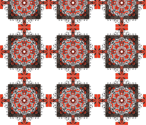 Base Chakra fabric by jonathan_fae on Spoonflower - custom fabric